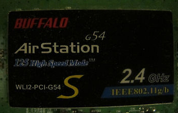 BUFFALO AIRSTATION WLI2-PCI-G54 DRIVER FOR MAC DOWNLOAD